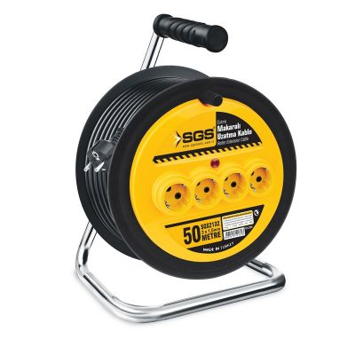 SGS Professional Extension Cable Reel